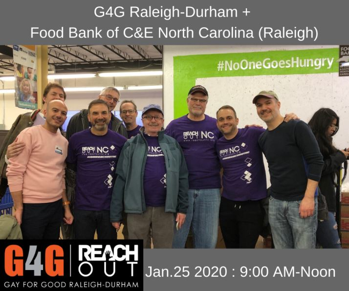 Volunteer at Food Bank of Central and Eastern NC - Raleigh