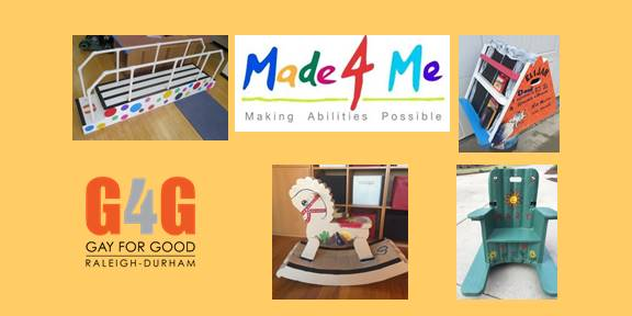 Volunteer Project at Made 4 Me