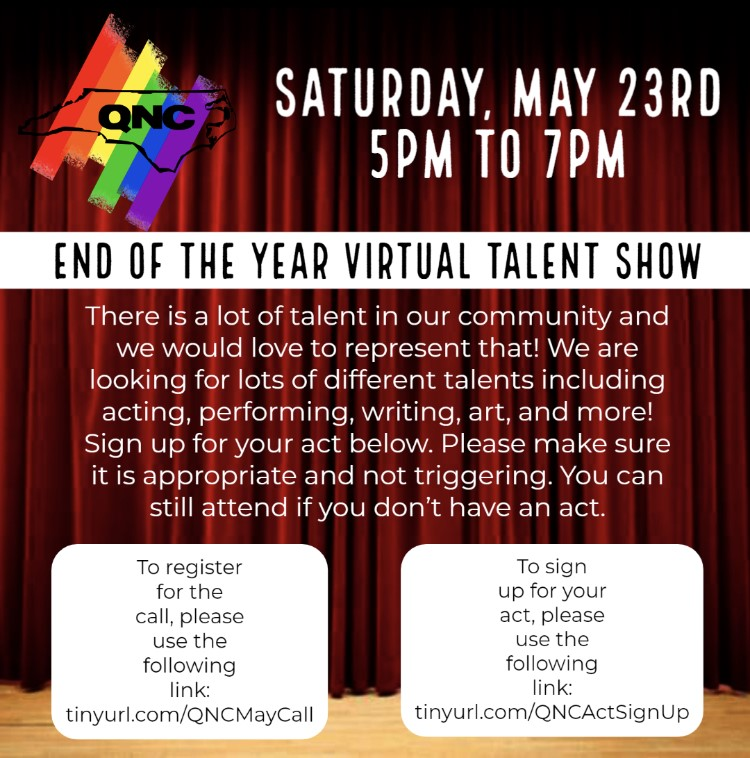 QNC's End of the School Year Talent Show!