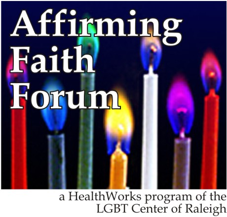 Affirming Faith Forum
