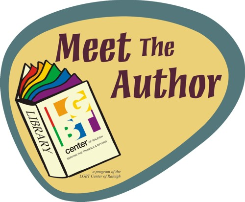 meet the author series lgbt center of raleigh