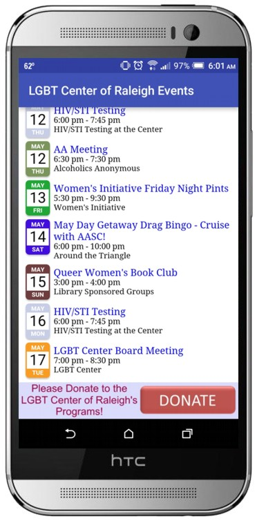 events app 2