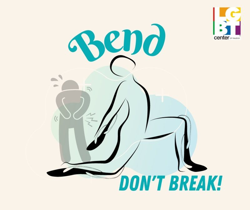 Bend, Don't Break! - Yoga Sessions