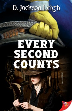 Every Second Counts - D Jackson Leigh