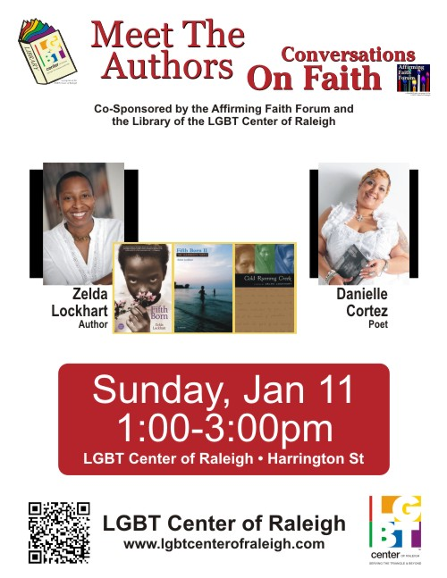 Meet the Authors Jan 2015 Conversations on Faith