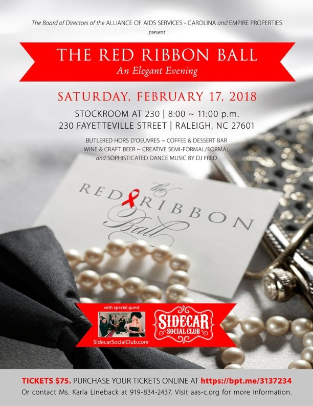 Red Ribbon Ball 2018