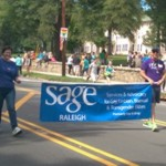 SAGE Raleigh at Pride