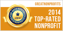 2014 Top Rated Nonprofit Award