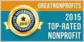 2015 Top Rated Nonprofit Award